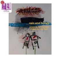 【中商海外直订】Rain and Honey