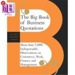 【中商海外直订】The Big Book of Business Quotations: More Than 5,00