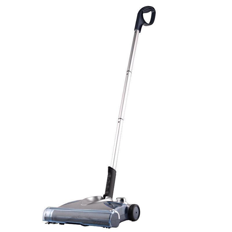 扫地机手推式无线扫地机器人扫拖吸一体扫地机吸 银色送拖布一片 购好货,上京东!购好货,来卓展!