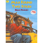 Max Found Two Sticks (Reading Rainbow Books) 麦克斯找到两根小棒(荣列美国