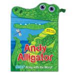 【预订】Andy Alligator