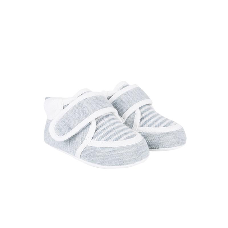 【网易严选 清仓秒杀】针织室内宝宝鞋 6-24个月 柔软针织学步 12-14cm