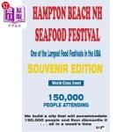 【中商海外直订】Hampton Beach Seafood Festival Souvenir Edition