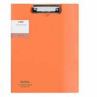 S460文件夹 A4会议夹 竖板夹 学生写字垫板 合同夹 商务文件夹 5色可选