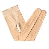 光腿袜神器女春秋冬季裸感薄款加绒连裤袜无缝肉色假透肉打底裤女 均码