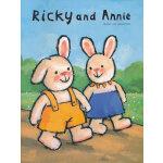 Ricky and Annie 《折耳兔奇奇好棒系列:我喜欢安妮》(比利时国宝级童书) ISBN 9780007903870