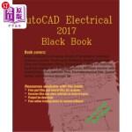 【中商海外直订】AutoCAD Electrical 2017 Black Book