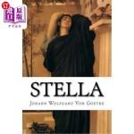 【中商海外直订】Stella: A Tragedy
