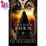 【中商海外直订】Shadow Born