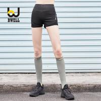 【11.2-11.7 大牌周 满100减50】BWELL 运动短裤跑步瑜伽夏多色便携速干亲肤修身大码