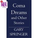 【中商海外直订】Coma Dreams: and Other Stories