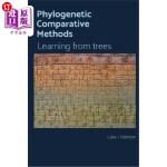 【中商海外直订】Phylogenetic Comparative Methods: Learning from Tre