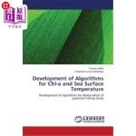 【中商海外直订】Development of Algorithms for Chl-A and Sea Surface