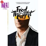 【中商海外直订】Food For Thought: A collection of provocative artic