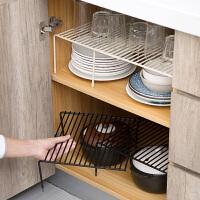 厨房用品置物架下水槽橱柜碗碟架调料架子家用收纳架