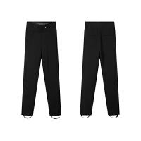网易严选 温暖包裹,女式鹅绒保暖弹力裤