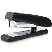 得力订书机0306 12号通用钉书器装订机办公用品 旋转钉板钉25页