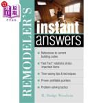 【中商海外直订】Remodeler's Instant Answers