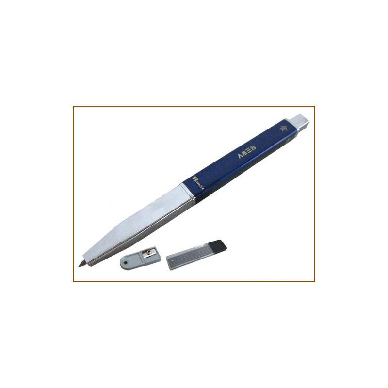 当当自营入木三分小号练字笔 铅笔 学生笔(透明蓝)