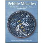 【预订】Pebble Mosaics 卵石拼接:25个的带步骤家居庭院计划 英文原版庭院庭园设计图书
