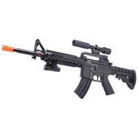 儿童电动声光玩具枪 3-6岁男孩宝宝道具冲锋枪仿真玩具枪