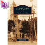 【中商海外直订】Greene County, Ohio: Time Capsule of 1901