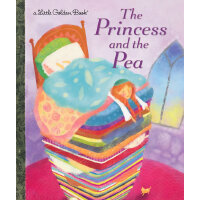 The Princess and the Pea (Little Golden Book)豌豆公主(金色童书)ISBN