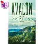 【中商海外直订】Avalon: Princess