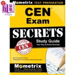 【中商海外直订】CEN Exam Secrets, Study Guide: CEN Test Review for