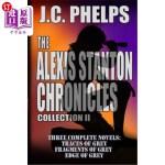 【中商海外直订】The Alexis Stanton Chronicles - Collection Two