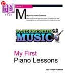 【中商海外直订】My First Piano Lesson