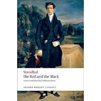 英文原版 红与黑:十九世纪编年史(牛津世界经典) The Red and the Black