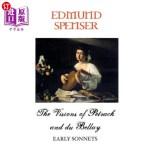 【中商海外直订】The Visions of Petrarch and Bellay: Early Sonnets