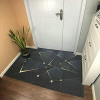 PVC丝圈入户门地垫进门地毯门垫家用门口入户地毯进户门脚踏门垫