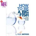 【中商海外直订】How to Be a Big Fish: How Some Professional Service