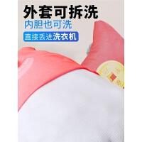 汽车头枕腰靠 创意情侣护颈枕 车用一对可爱猪猪