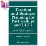 【中商海外直订】Taxation and Business Planning for Partnerships and