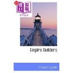 【中商海外直订】Empire Builders