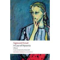 英文原版 少女杜拉的故事(牛津世界经典) A Case of Hysteria