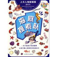 上天入地躲猫猫游戏书:海底搜索队