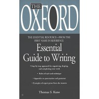 【预订】The Oxford Essential Guide to Writing