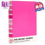 【中商原版】秘密花园 英文原版 Puffin Pantone: The Secret Garden