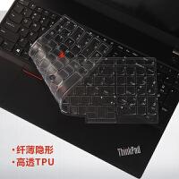 联想ThinkPad笔记本电脑键盘膜E580防尘罩T580 T480键盘保护膜R480 X1 Car X280 高透TP