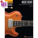 【中商海外直订】Music Theory for Guitarists: Everything You Ever Wa