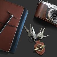 空军二号钥匙扣男士创意汽车钥匙圈女钥匙链大众奥迪车钥匙扣挂件
