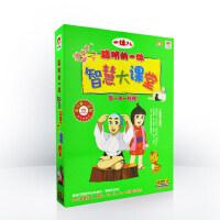 正版聪明的一休日文儿童高清动画片18DVD光盘中日双语中文字幕