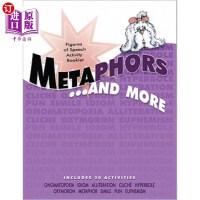 【中商海外直订】Metaphors and More: Figures of Speech Activity Book