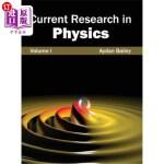 【中商海外直订】Current Research in Physics: Volume I