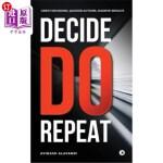 【中商海外直订】Decide. Do. Repeat: Great Decisions, Quicker Action