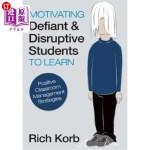 【中商海外直订】Motivating Defiant & Disruptive Students to Learn: